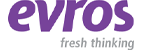 evros company logo