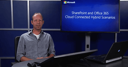 SharePoint and Office 365 Cloud-Connected Hybrid Scenarios