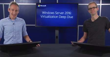 Screen shot from Virtualization Deep Dive video