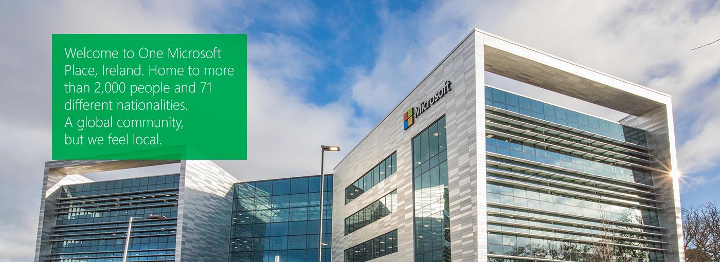 Microsoft Ireland About Us