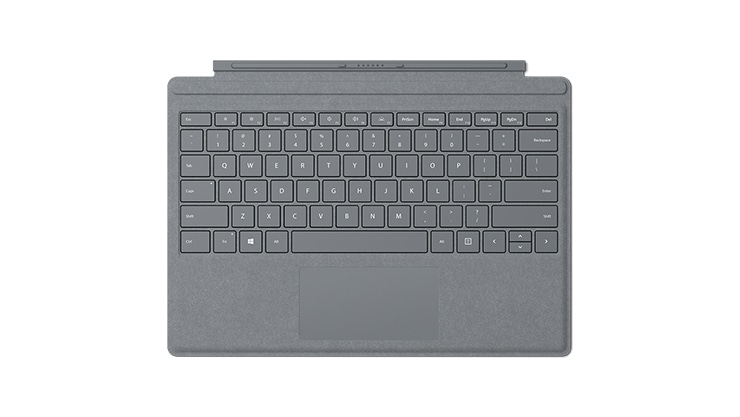 Surface Pro Signature Type Cover.