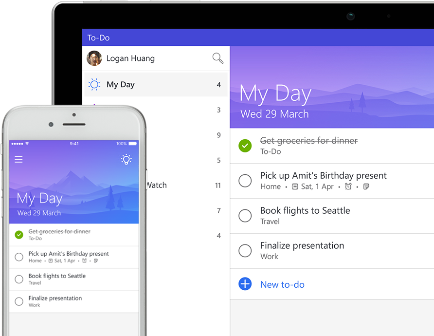 microsoft to do list app office 365