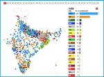 Network18 and Microsoft enter an exclusive collaboration to set up Analytics Centre for India Elections 2014.