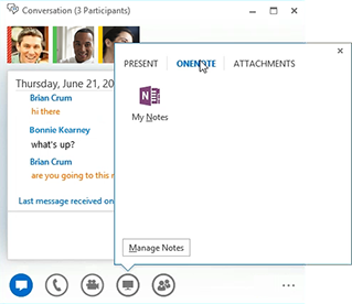 Take notes in OneNote