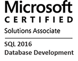 MCSA: SQL 2016 Database Development