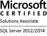 Microsoft Certified Solutions Associate: SQL Server 2012
