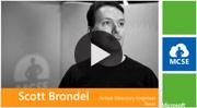 Scott Brondel video