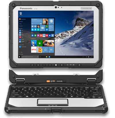 Panasonic Toughbook 20