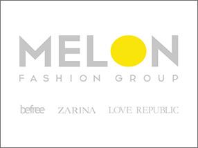 Λογότυπο της Melon Fashion Group