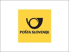 Logo of Postal Service Slovenia