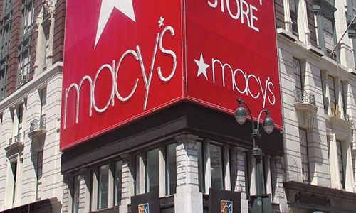 Picture of Macy's store