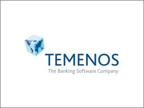 Logo of Temenos