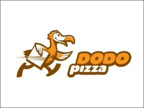 Logo of Dodo Pizza