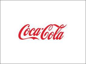 Logo of Coca-Cola