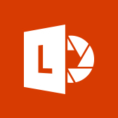 Microsoft Office Lens logo, get information about the Office Lens mobile app in page