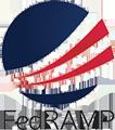 FedRAMP logo, learn about FedRAMP