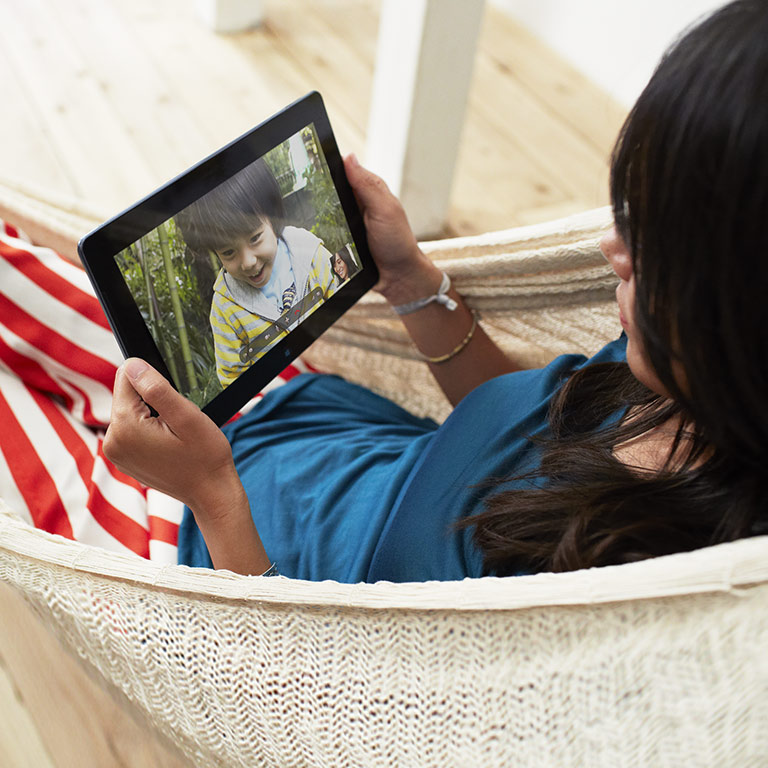 Say Happy Mother's Day face-to-face. Get Skype for free.