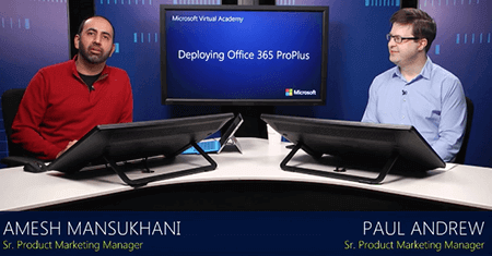Deploying Office 365 ProPlus