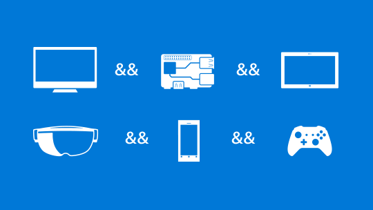 Get started with Windows 10 Dev Tools.