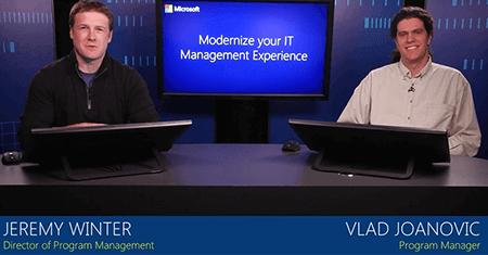 Modernize Your IT Management Experience