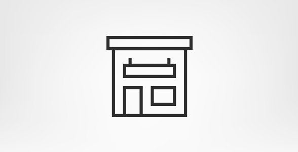 Icon of Microsoft physical store front.