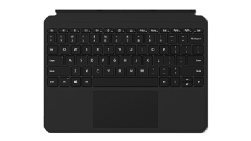 Surface Go Signature Type Cover Black