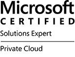 MCSE: Solutions Expert Private Cloud