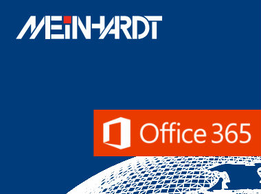 Meinhardt Group unifies communication and collaboration with Office 365