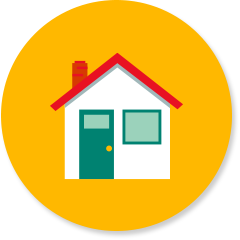 Home answer icon