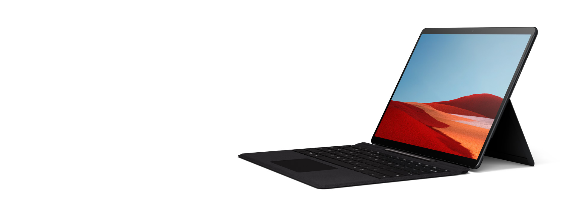 "Surface Pro X with 13"" PixelSense™ Display"