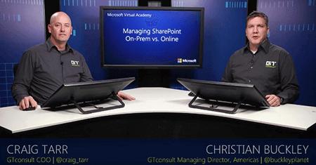 Managing SharePoint On-Premises vs. SharePoint Online