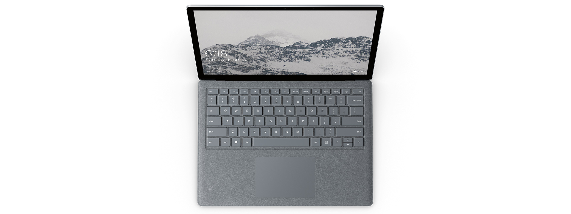 surface specification