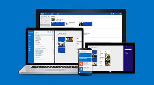 Discover More - OneDrive banner