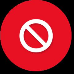 None icon