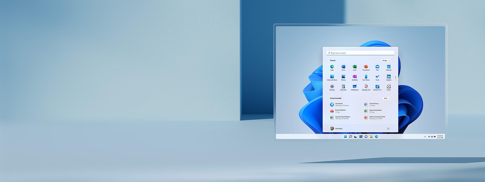 Windows 11 photo
