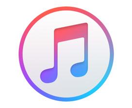 iTunes app tile