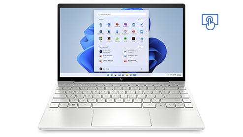 HP ENVY 13. Touchscreen device