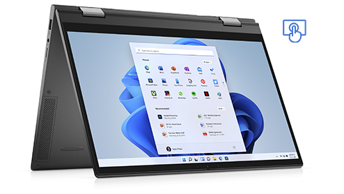 Dell Inspiron 7000. Touchscreen device