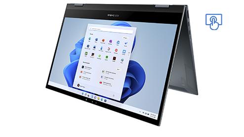 ASUS ZenBook. Touchscreen device