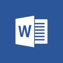 Image of Word logo