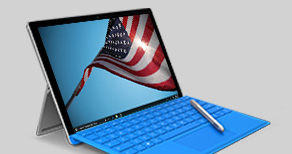 Surface Pro 4 Military discount