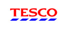 Tesco logo, read a case study about Tesco