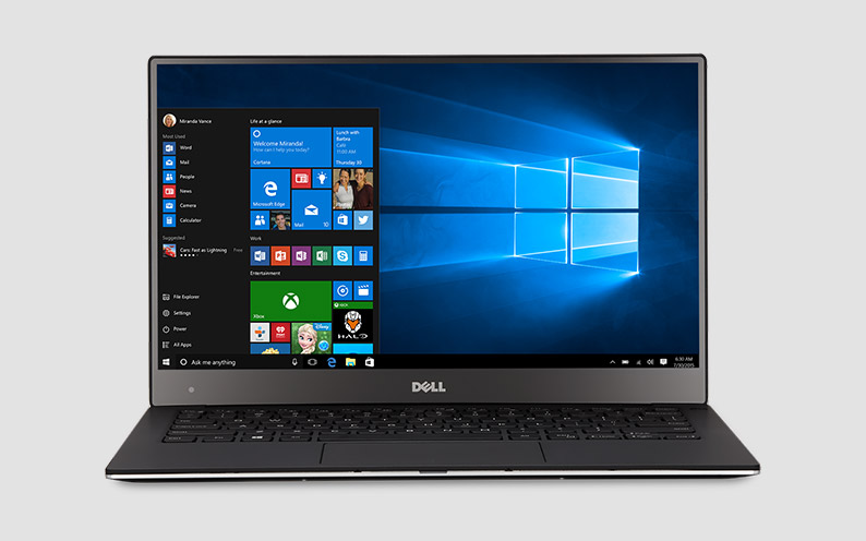 Dell XPS 13 Touch