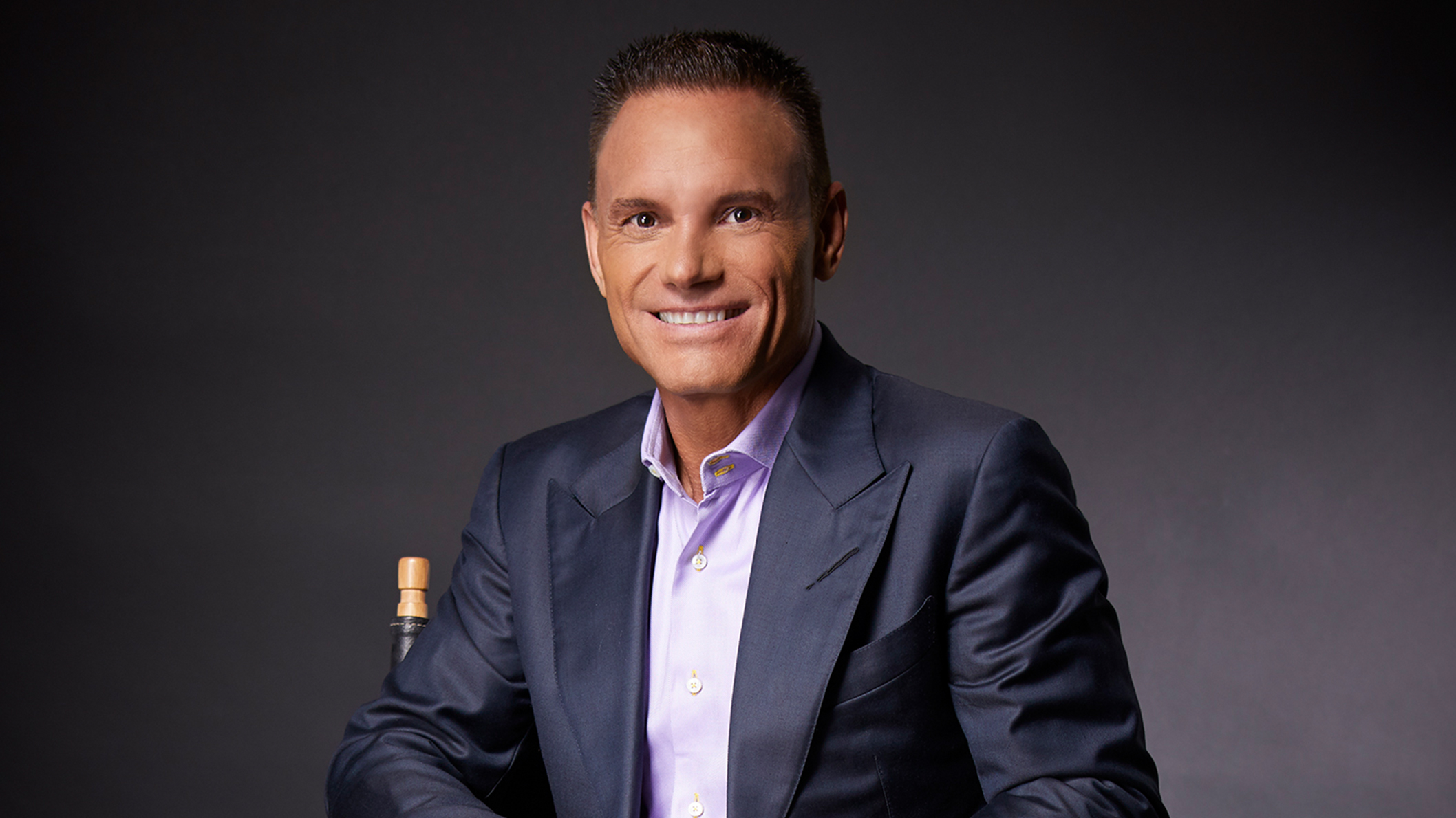 Headshot of Kevin Harrington.
