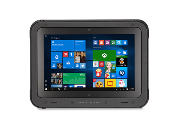 Hewlett-Packard ElitePad 1000 G2 Rugged Tablet
