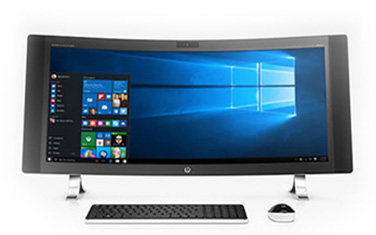 HP ENVY 34 Curved All-in-One