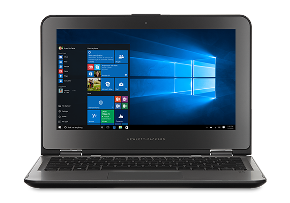 Hewlett-Packard x360 310 G2 Convertible