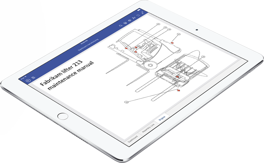Microsoft Visio for iPad