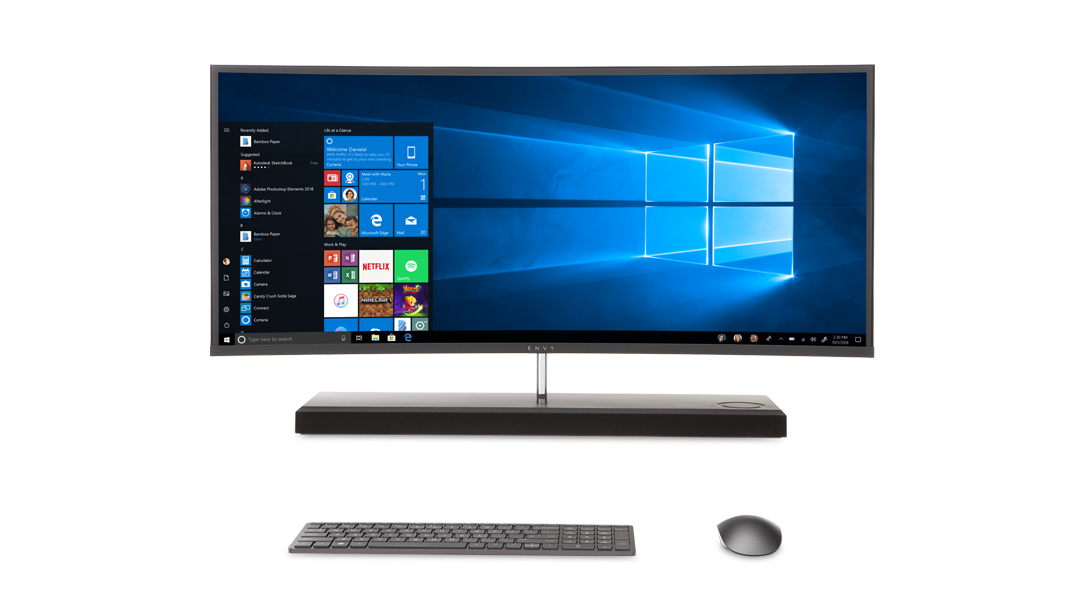 Find Performance All-in-One Desktop Computers | Windows