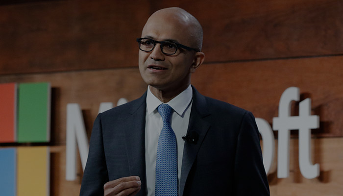 Watch the cyber security keynote on enterprise security with Satya Nadella.